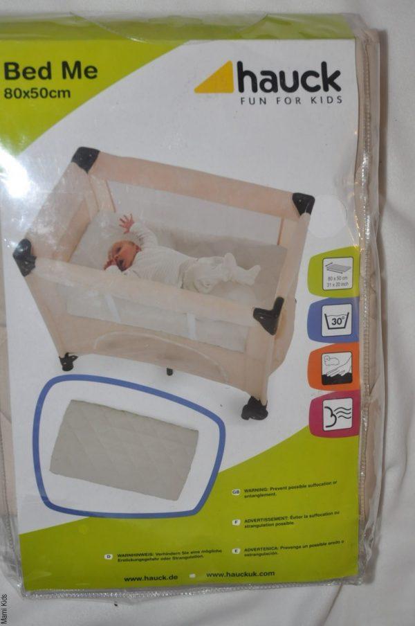 Hauck, wkład do łóżeczka, do kołyska, kołdra, materac, prześcieradło, dla dziecka