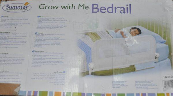 barierka, biała, różowa, do łożka, do łóżeczka, zabezieczenie, summer, niebieska, czarna, bramka, barierka, 1v