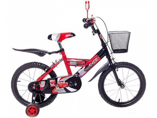 rower, rowerek, cars, zyg, zag, mcqueen, 16 cali, dla chłopca