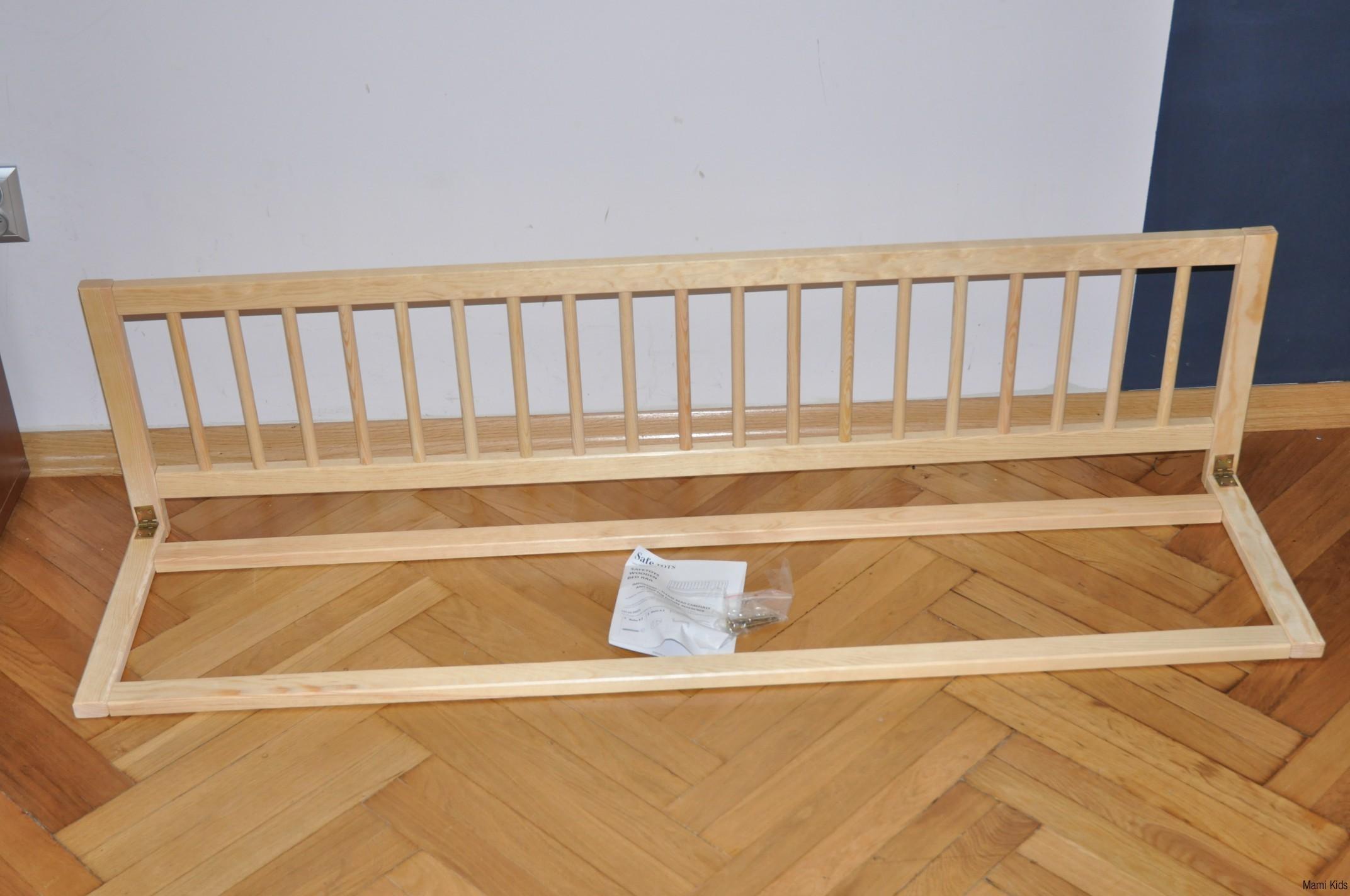 Barierka Zabezpieczenie Do łóżka