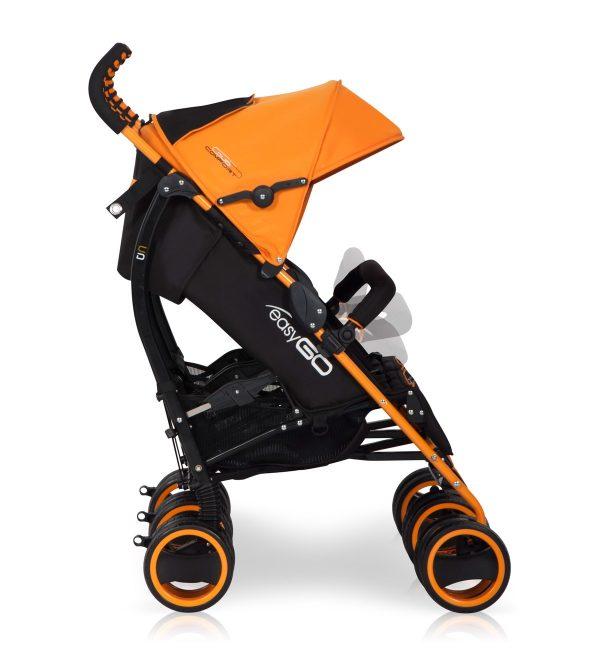 Wózek, spacerówka, bliźniaczy, easygo, easy go, duo, comfort, dla bliźniąt, 1