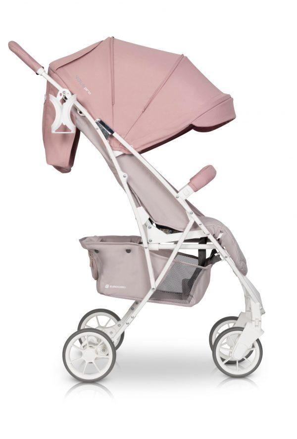 spacerówka, volt pro, euro cart, do 22 kg, pink, szary zielony,