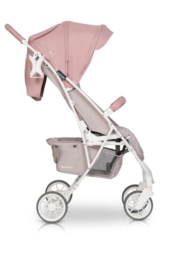 spacerówka, volt pro, euro cart, do 22 kg, pink, szary zielony, q