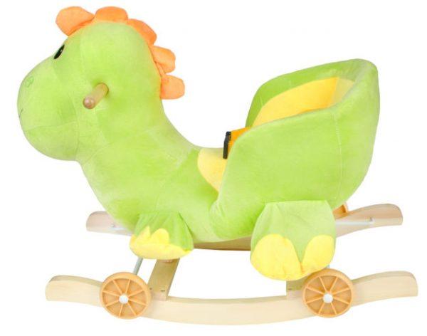 dinozaur, smok, bujak, konik, jeździk, na biegunach,k
