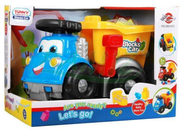 samochód, pojazd, wywrotka, ciężarówka