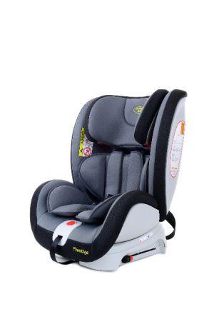 fotelik, samochodowy, do samochodu, summer baby, fioletowy fotelik, rwf, obrotowy, 0-36 kg, szary,
