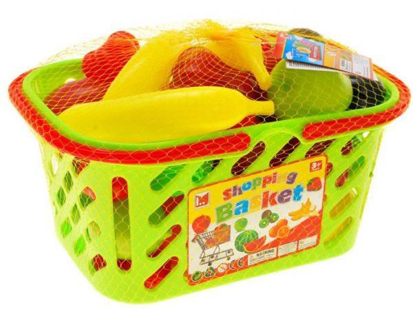Kolorowy-koszyk-OWOCE-WARZYWA-na-zakupy, kuchnia, zestaw, do kuchni,