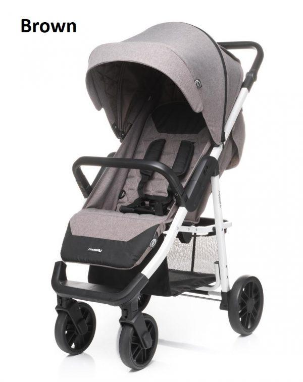 4baby, 4 baby, mood, spacerówka, wózek spacerowy, dla dziecka, brown