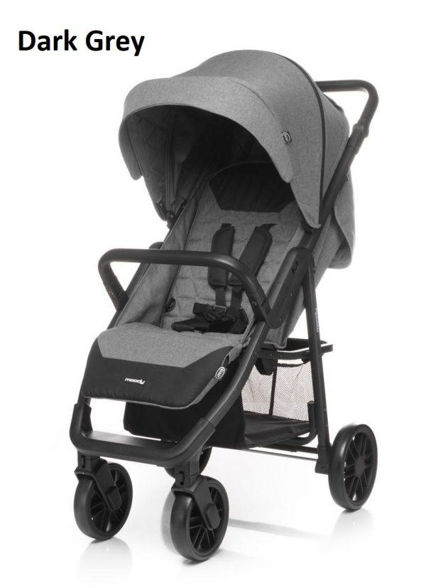 4baby, 4 baby, moody, spacerówka, wózek spacerowy, dla dziecka, grey