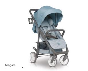 euro cart, flex, spacerówka, wózek, do 22 kg, nowy, blue
