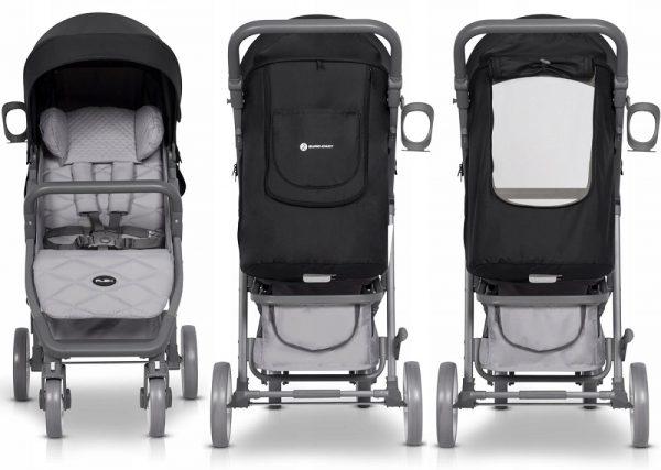 euro cart, flex, spacerówka, wózek, do 22 kg, nowy, lekki