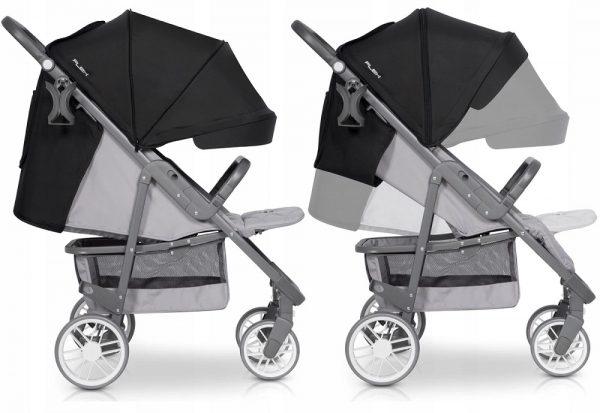 euro cart, flex, spacerówka, wózek, do 22 kg, nowy.