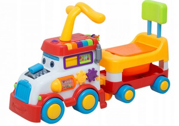 jeździk, samochód, pojazd, pchacz, ciuchcia, pociąg,