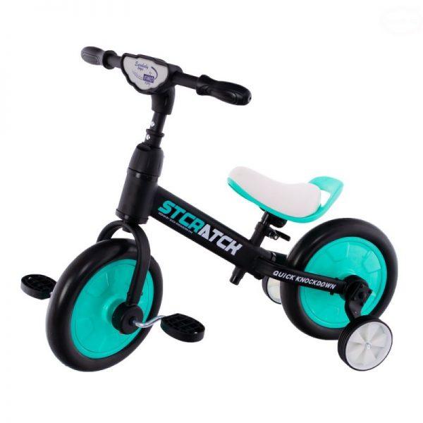 rowerek, dla dziecka, 12 cali, biegowy, na pedały, kółka boczne