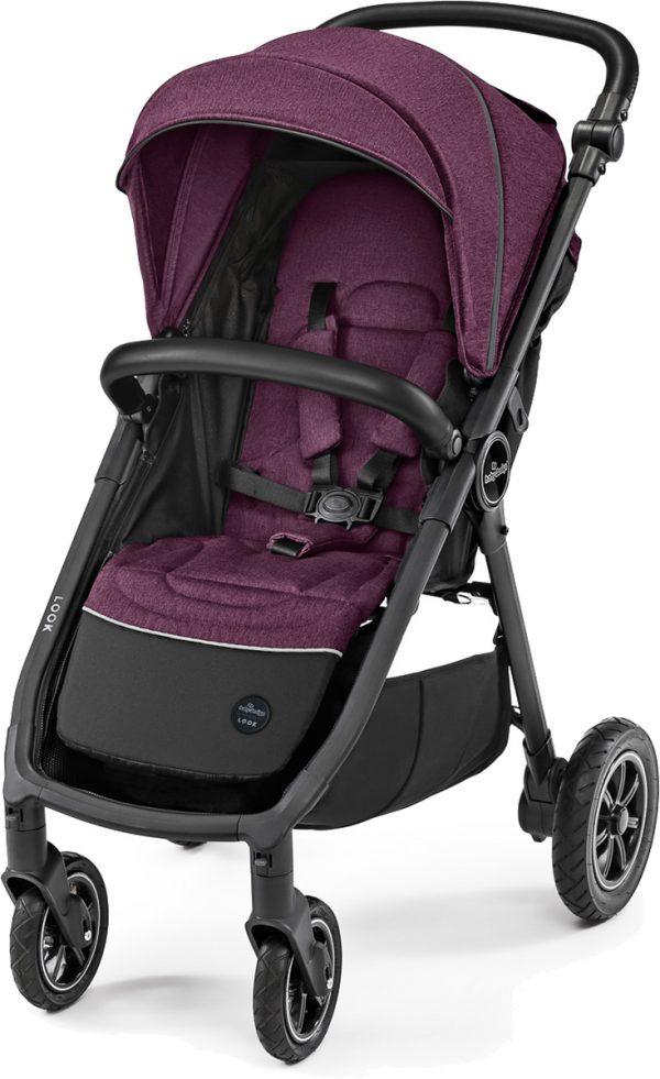 baby design, look, air, pompowane koła, wózek, spacerówka