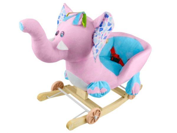 bujak, jeździk, 2w1, słonik, dla dziecka