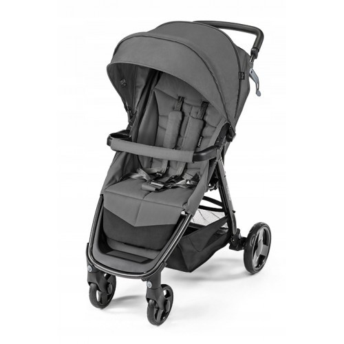baby-design-clever-graphite, szary do 23 kg, nowy, grey