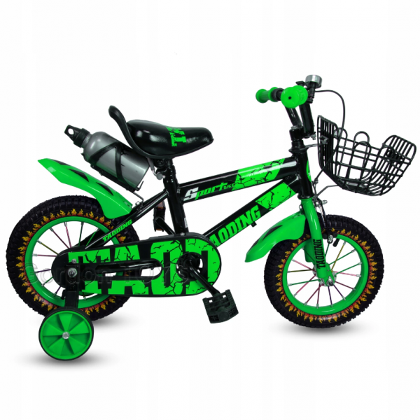 rower taoding 12 cali zielony (1)