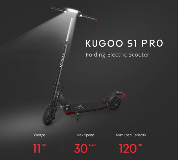 KUGOO-S1-Plus-Folding-Electric-Scooter-350W-Motor-8-0-Inch-Tire-Black-20190606142654965