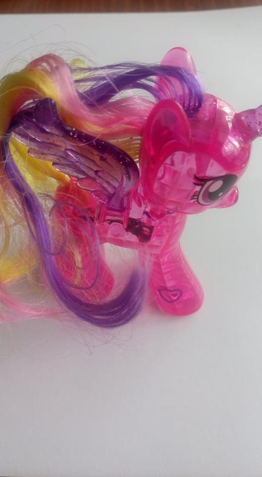 Pony, konik, kucyk, pinkie, pie, pony, figurka, equestria,