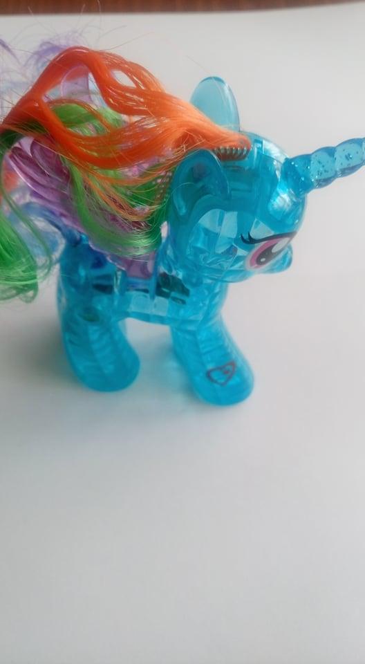 Pony, konik, kucyk, rainbow, pony, figurka, equestria, dash
