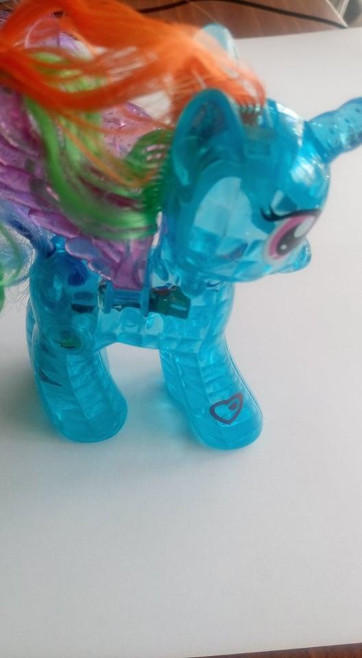 Pony, konik, kucyk, rainbow, pony, figurka, equestria,