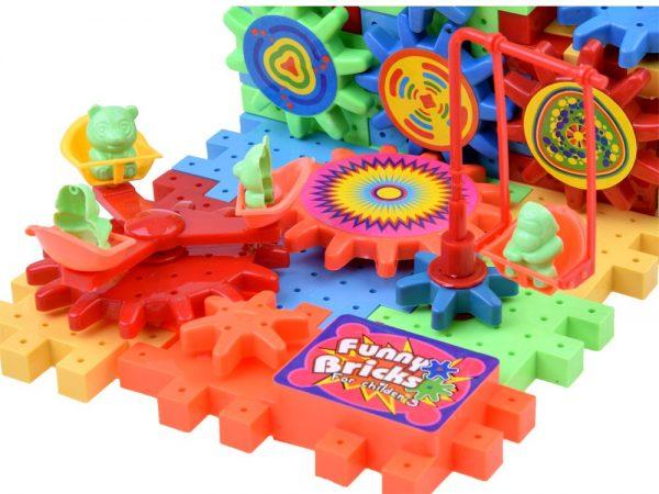 klocki, wafle, dla dziecka, do budowania