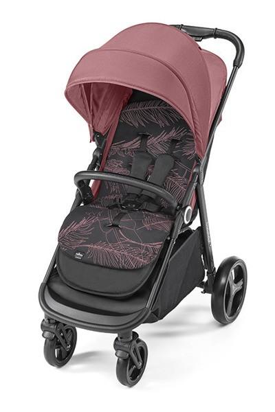 pol_pl_Baby-Design-COCO-spacerówka, różowa, różowy, wózek