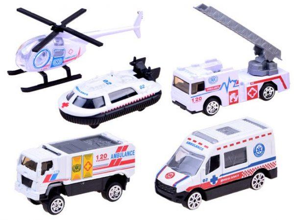 Autka-metalowe-straz-policja-wojsko-karetka-erka