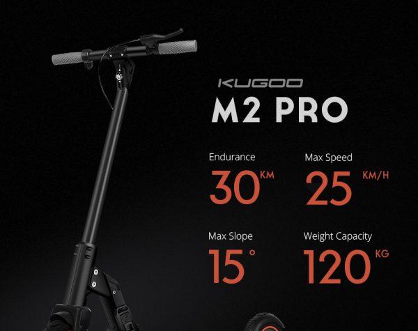 KUGOO-M2-PRO-Folding-Electric-Scooter-350W-Motor-Gray-20190829095110634