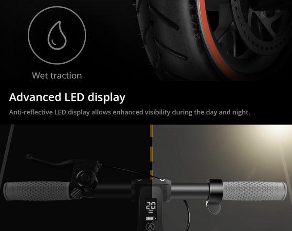 KUGOO-M2-PRO-Folding-Electric-Scooter-350W-Motor-Gray-20190829095112597