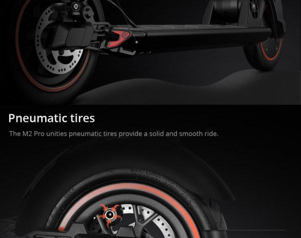 KUGOO-M2-PRO-Folding-Electric-Scooter-350W-Motor-Gray-20190829095113979
