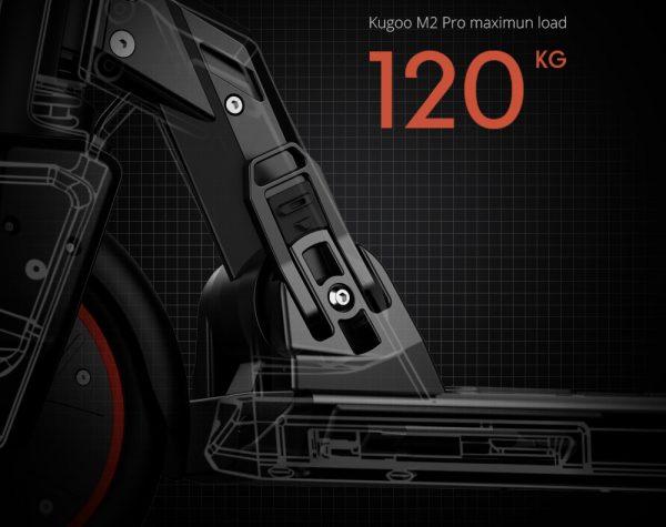 KUGOO-M2-PRO-Folding-Electric-Scooter-350W-Motor-Gray-20190829095114316