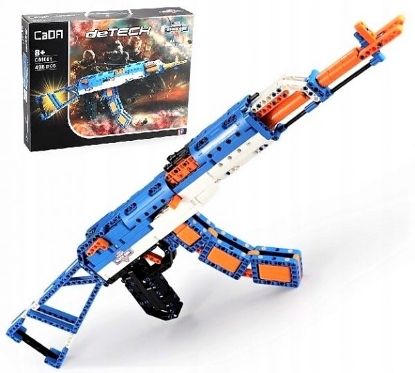 KLOCKI-CADA-Technic-KARABIN-AK-47-KALASHNIKOV