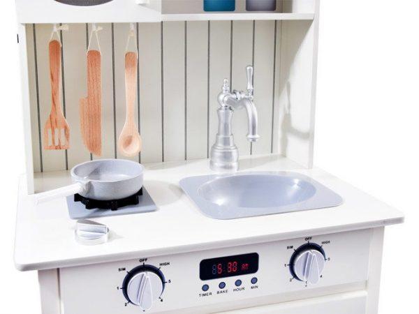 pol_pl_Drewniana-Kuchnia-dla-dzieci-z-wyposazeniem-duża kuchnia, biała