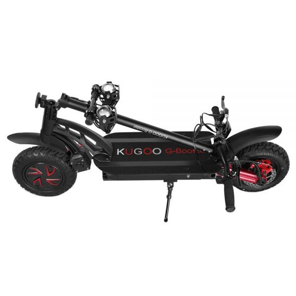 kugoo-g-booster-folding-electric-scooter-10-inch-tire-black (7)