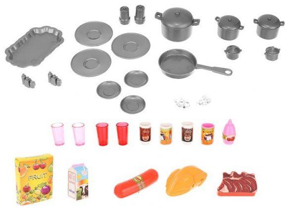 Kuchnia-dla-lalek-plastikowa, barbie,