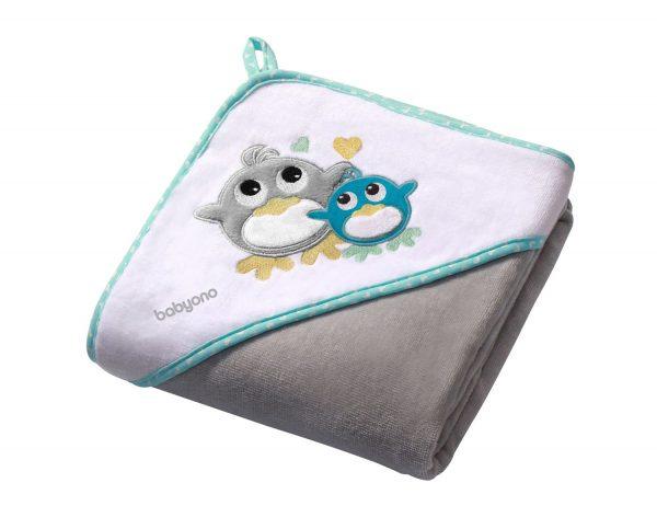 kocyk, ręcznik, z kapturkiem, po kąpieli