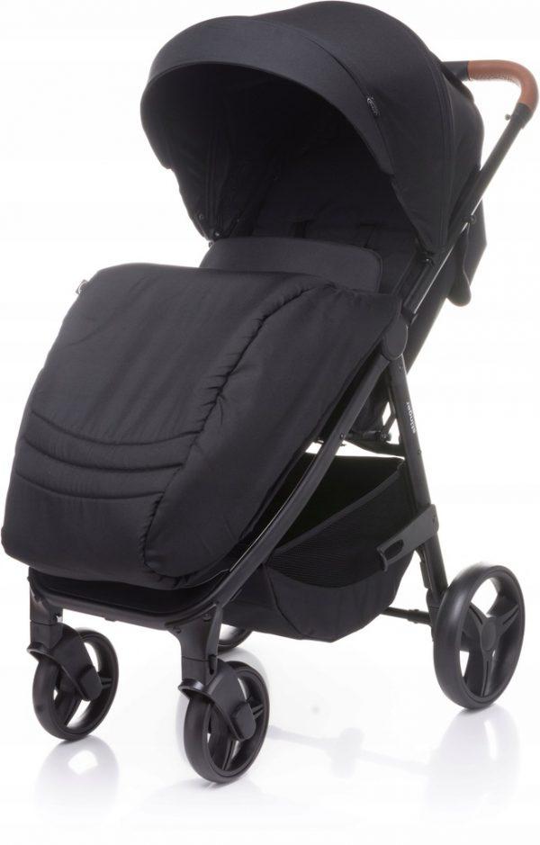 4baby, stinger, wózek, spacerówka, black