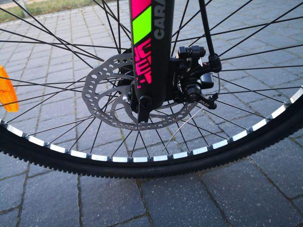 rower, aluminiowy, koła 26 cali