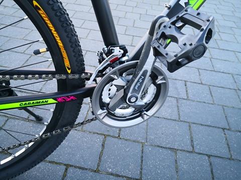 rower, aluminiowy, koła 26 cali, alu, lekki rower, amortyzowany, nowy