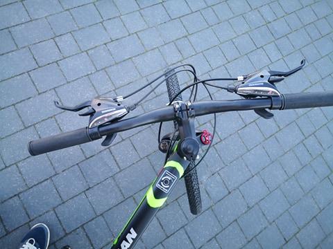 rower, aluminiowy, koła 26 cali, alu