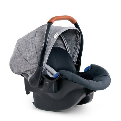 hauck-fotelik-comfort-fix-melange-grey