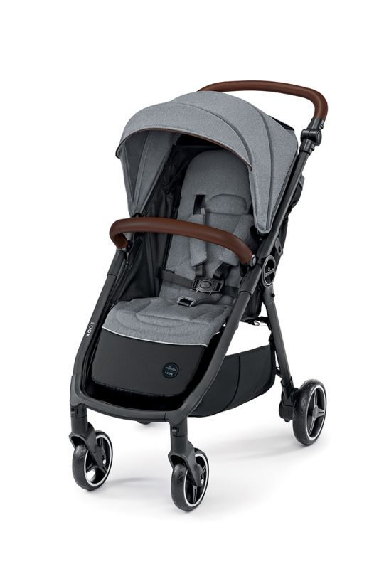 spacerówka, wózek, baby design, look, 2020, new, grey